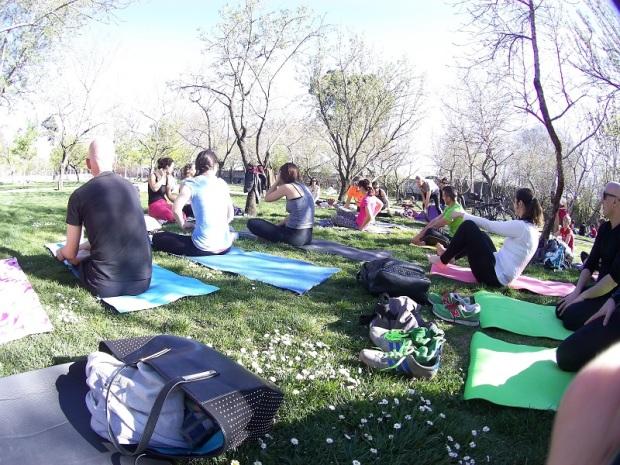 vinyasa yoga y kundalini