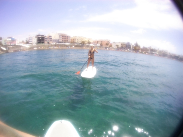 paddle surf canarias